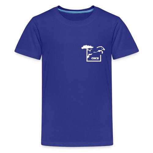 Club Hippique Côte Basque | RectoVerso - T-shirt Premium Ado