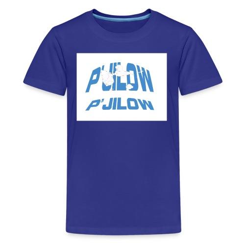 PjilowFONDB00101 jpg - T-shirt Premium Ado