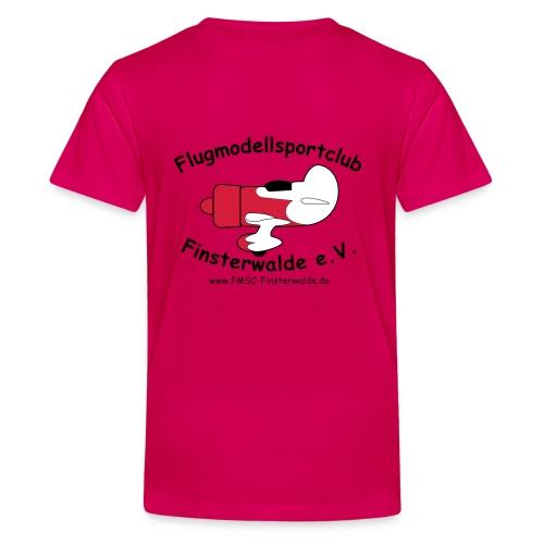 FMSC-Logo - Teenager Premium T-Shirt
