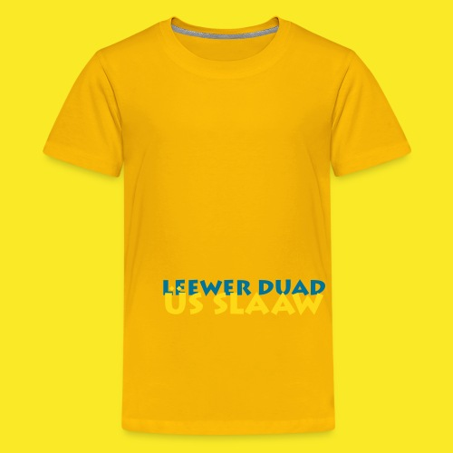 ldus8x2 - Teenager Premium T-Shirt