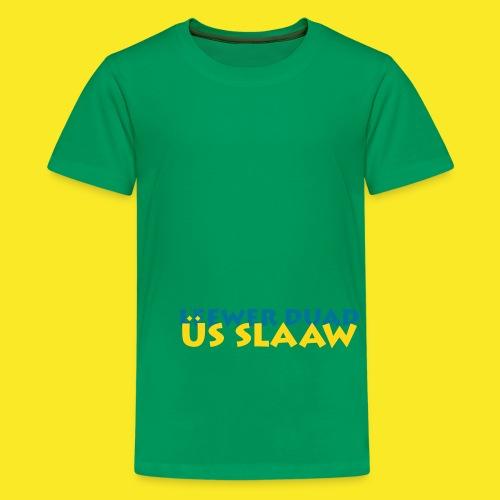 ldus8x2 - Teenager Premium T-Shirt