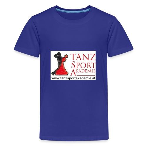 LogoTSA - Teenager Premium T-Shirt