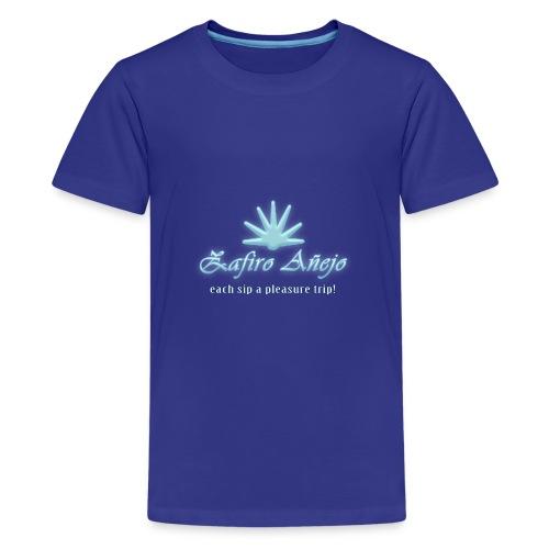 Zafiro Anejo - Teenage Premium T-Shirt
