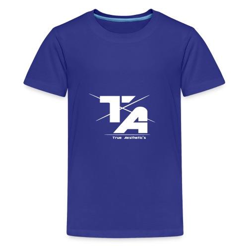 TA' Eco Hoodie - Premium-T-shirt tonåring