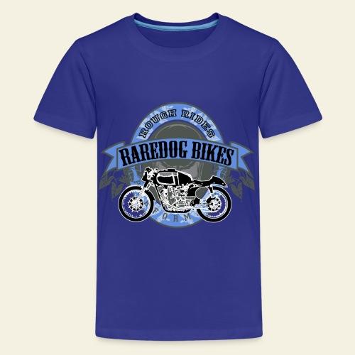 raredog bikes - Teenager premium T-shirt