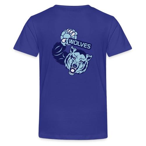 Wolves Handball - T-shirt Premium Ado