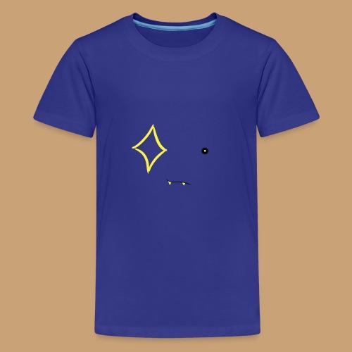 Scur , Face of Diamond - T-shirt Premium Ado