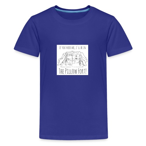 if you need me TPF png - Teenage Premium T-Shirt