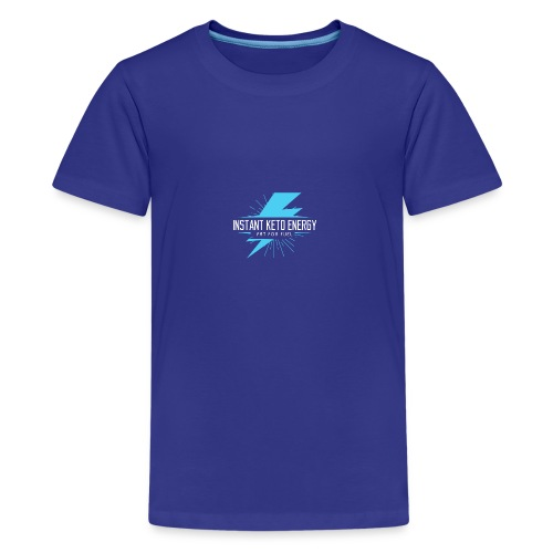 instantketoenergy - Teenager Premium T-Shirt