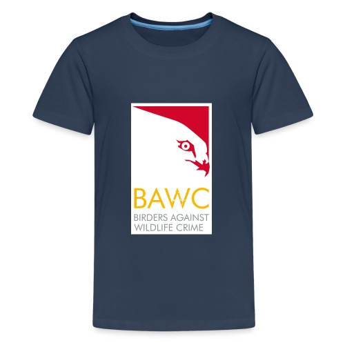 BAWC Logo - Teenage Premium T-Shirt