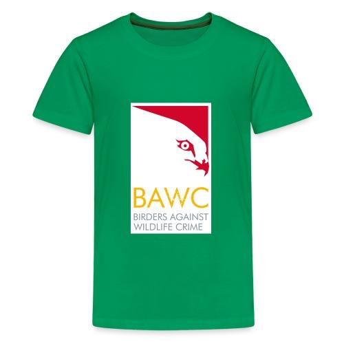 BAWC Logo - Teenage Premium T-Shirt