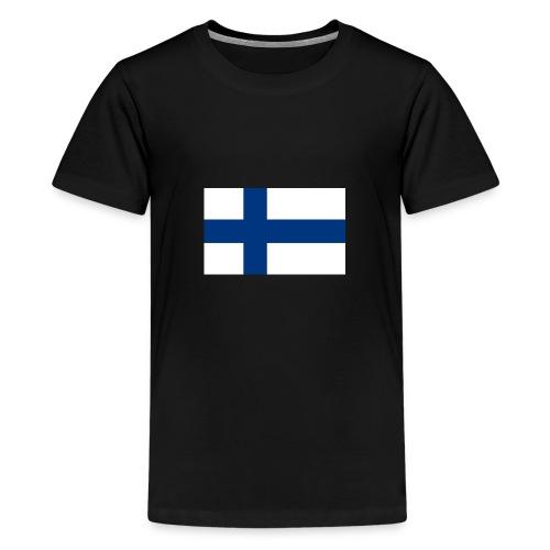 Infidel - vääräuskoinen - Teinien premium t-paita