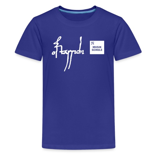 Musikschule - Teenager Premium T-Shirt