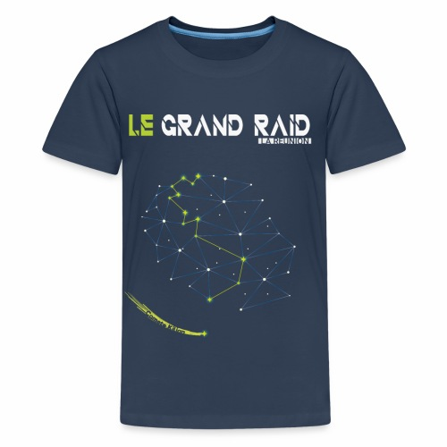Constellation du grand raid - T-shirt Premium Ado