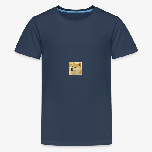 DOGE - Teenage Premium T-Shirt