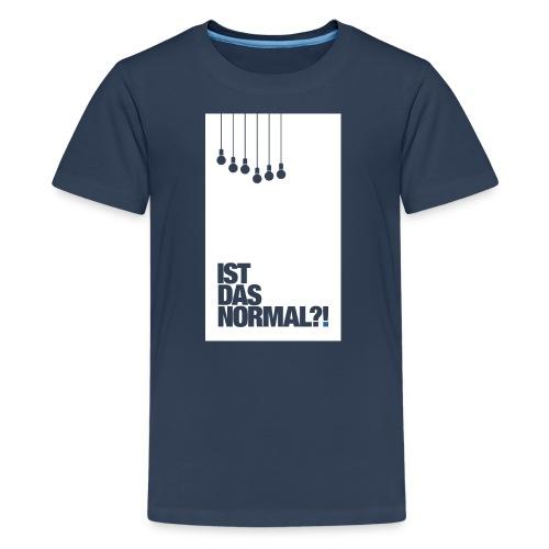 jungsfragen: Ist das normal?! (2018) - Teenager Premium T-Shirt