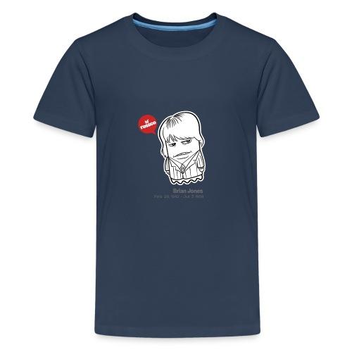 27 Club - B.J. Tee Shirt - Teenage Premium T-Shirt