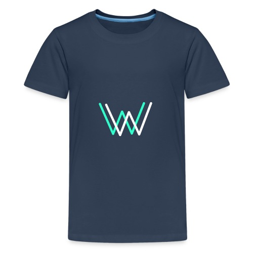 Logo 1492970661430 1 - Teenager Premium T-Shirt