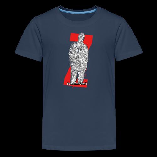 FYLZ - Silhouette - T-shirt Premium Ado