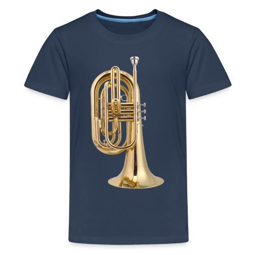 mellofoonGoud - Teenager Premium T-shirt
