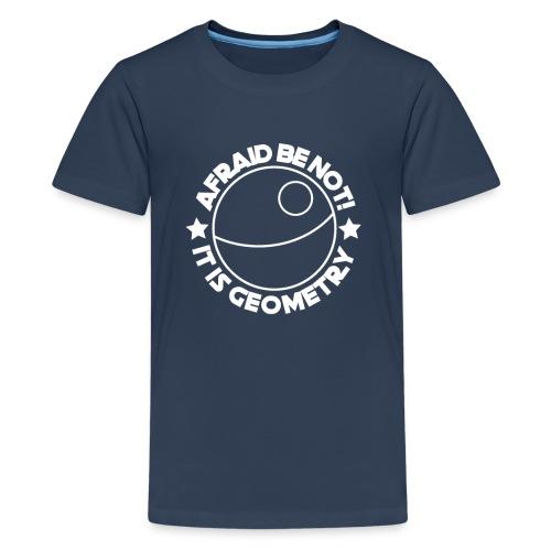 Geometry design - Maglietta Premium per ragazzi