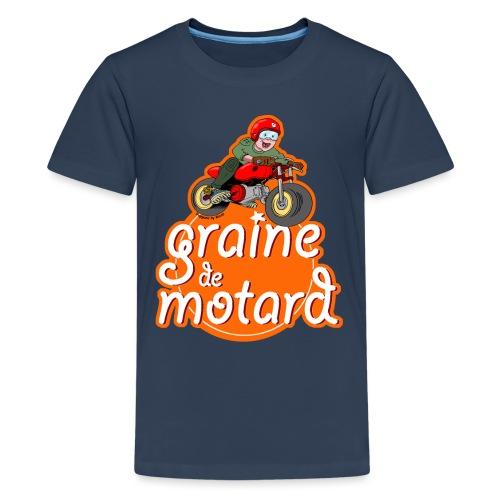 graine de motard - T-shirt Premium Ado