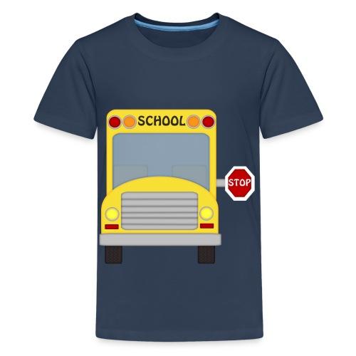 Image413 png - Teenager Premium T-shirt