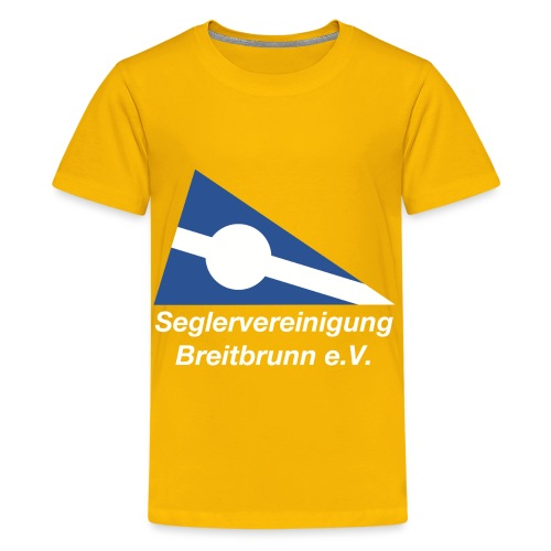 SVBb Wimpel ok tw - Teenager Premium T-Shirt