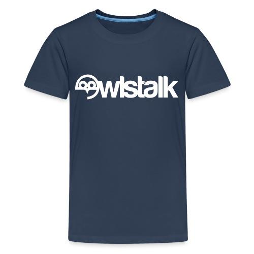 OWLSTALK SWFC FORUMS LOGO - Teenage Premium T-Shirt
