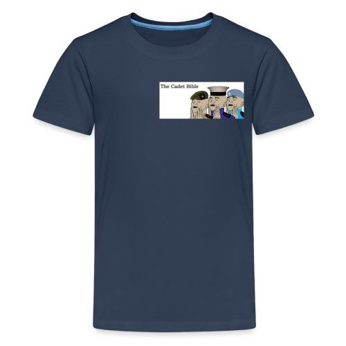 14632853_1155027767910682 - Teenage Premium T-Shirt