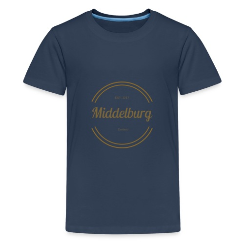Middelburg 1217 - Teenager Premium T-shirt