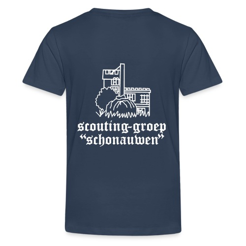 Schonauwen zomeruniform - Teenager Premium T-shirt