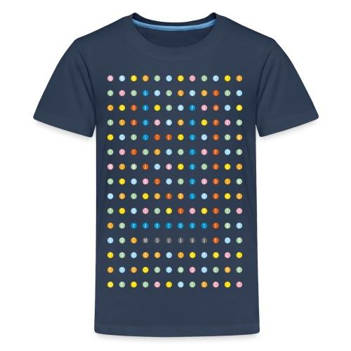 LES MOTS BLEUS adulte - T-shirt Premium Ado