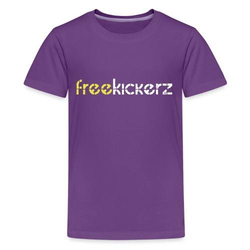 freekickerz - Teenager Premium T-Shirt