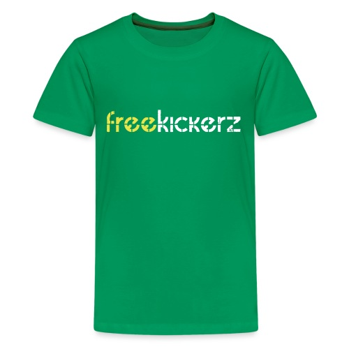 freekickerz - Teenager Premium T-Shirt
