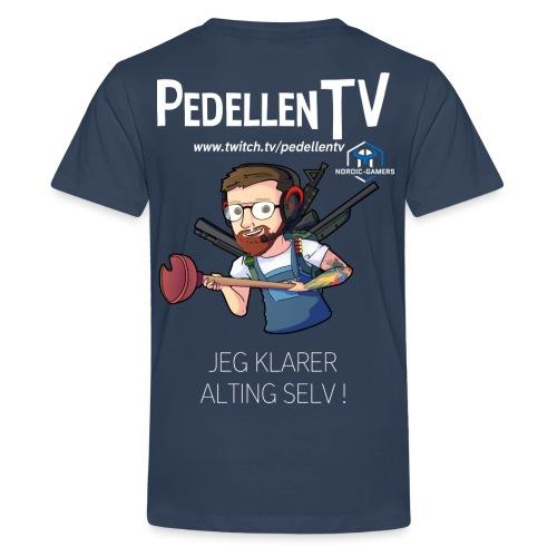 pedellentv - Teenager premium T-shirt