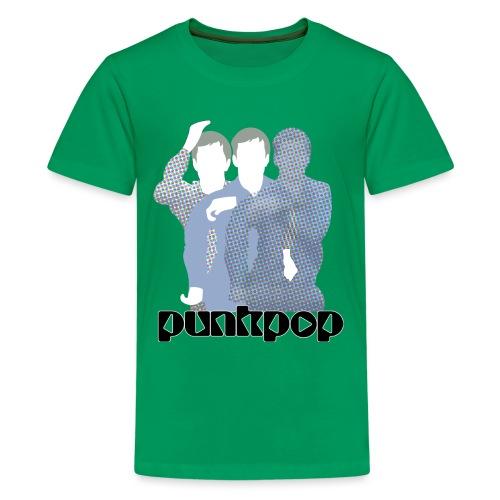 JD Post Punk PunkPop - Maglietta Premium per ragazzi