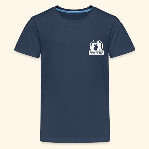 CLOSECOMBAT 2017 w cl - Teenager Premium T-Shirt