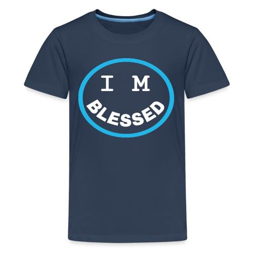 IM BLESSED - T-shirt Premium Ado