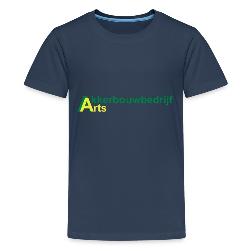 akkerbouwbedrijf arts - Teenager Premium T-shirt