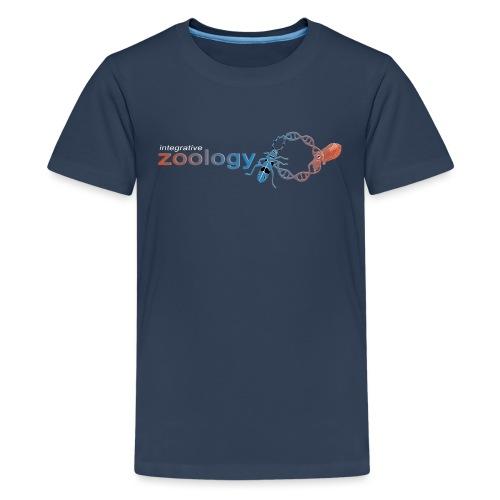 Department Logo (dark) - Teenage Premium T-Shirt