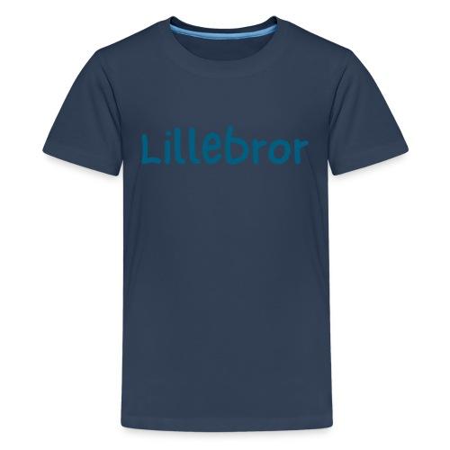 Lillebror - Premium T-skjorte for tenåringer