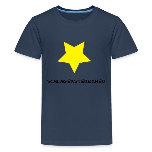 schlagersternchen - Teenager Premium T-Shirt