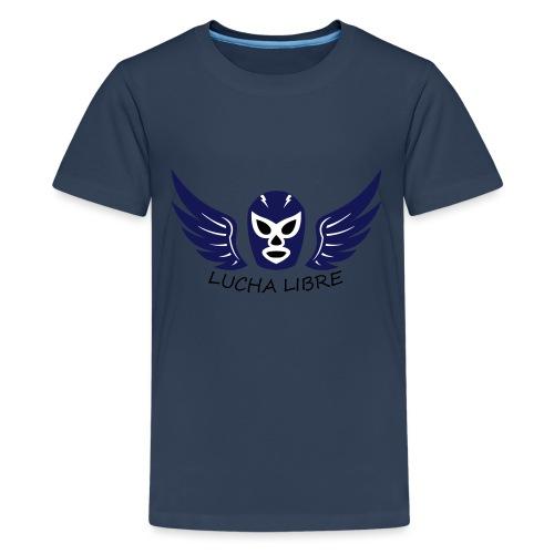 Lucha Libre - T-shirt Premium Ado