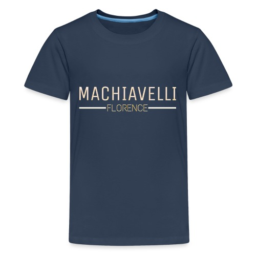 MACHIAVELLI - T-shirt Premium Ado