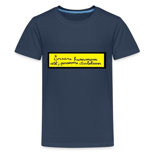 disign - T-shirt Premium Ado
