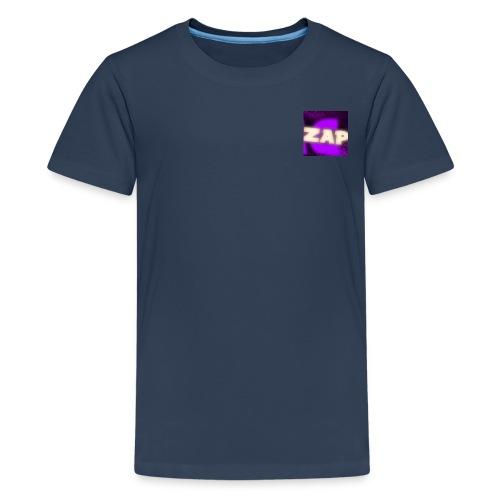 OMG21 Ban - Teenage Premium T-Shirt