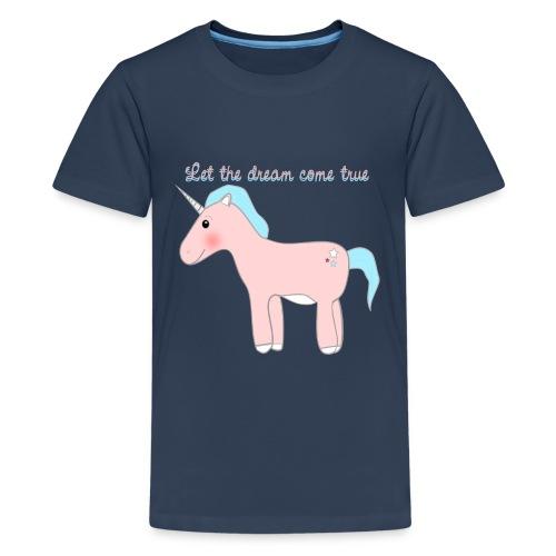 jednorożec - Koszulka młodzieżowa Premium