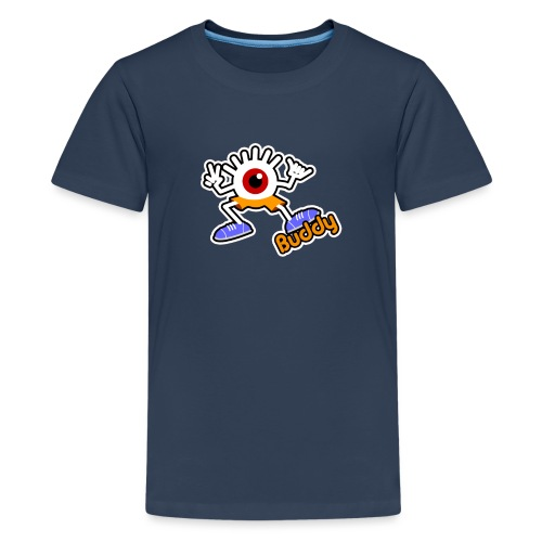 Buddy Full (Color) - T-shirt Premium Ado