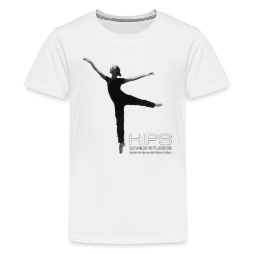 cirke - Teenager premium T-shirt
